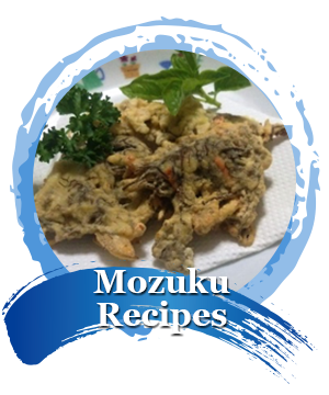 Mozuku Recipes
